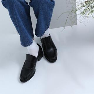 ジーナシス(JEANASIS)のジーナシス  eL Heel Loafers(ローファー/革靴)