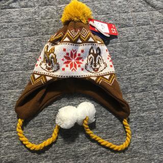チップアンドデール(チップ&デール)のチップ&デール ニット帽 52cm(帽子)
