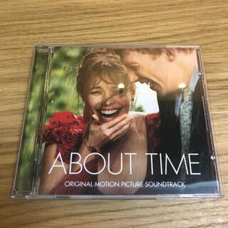 【新品】about time オリジナルサウンドトラック(映画音楽)