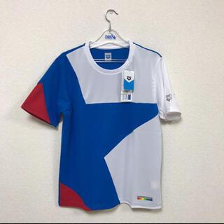 アリーナ(arena)の海苔巻子 様 専用 arena Tシャツ M(Tシャツ/カットソー(半袖/袖なし))