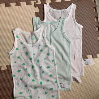 ユニクロ(UNIQLO)のシャツ(タンクトップ/キャミソール)