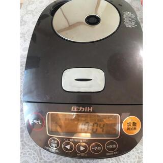 ゾウジルシ(象印)の象印 圧力炊飯ジャー極め炊き NP-BF10(炊飯器)