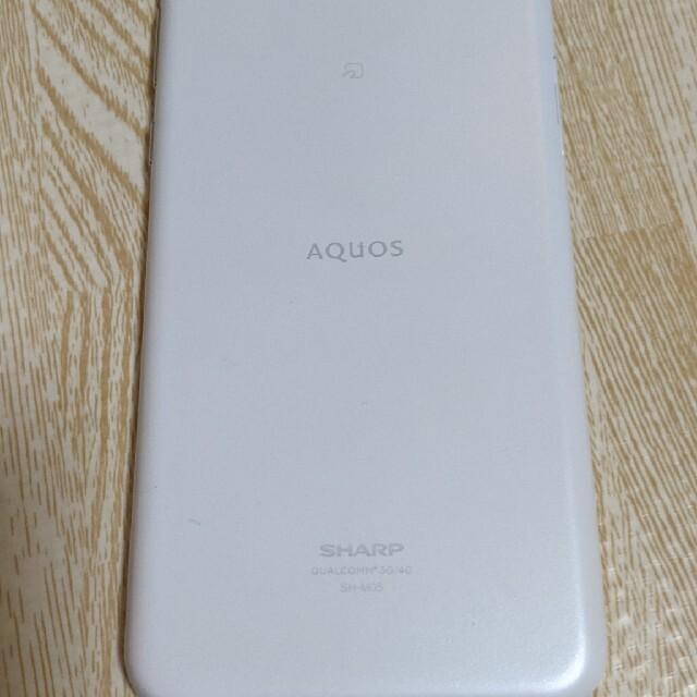 AQUOS(アクオス)のAQUOS  SENSE Light  SH-M05  投げ売りします スマホ/家電/カメラのスマートフォン/携帯電話(スマートフォン本体)の商品写真