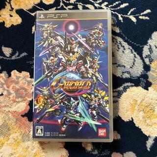 プレイステーションポータブル(PlayStation Portable)のSDガンダム ジージェネレーション ワールド PSP(その他)
