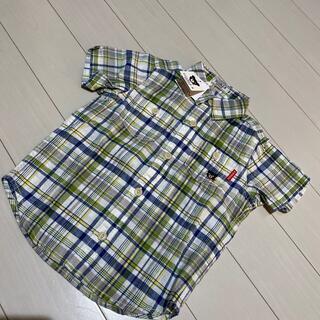 ダブルビー(DOUBLE.B)の新品 ミキハウスダブルビー 100(Tシャツ/カットソー)
