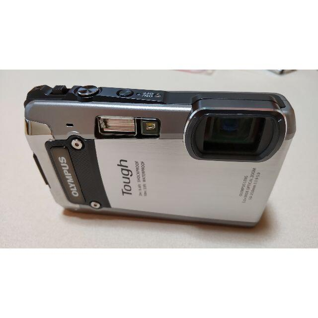 OLYMPUS(オリンパス)のOLYMPUS カメラ&ハウジング スマホ/家電/カメラのカメラ(コンパクトデジタルカメラ)の商品写真
