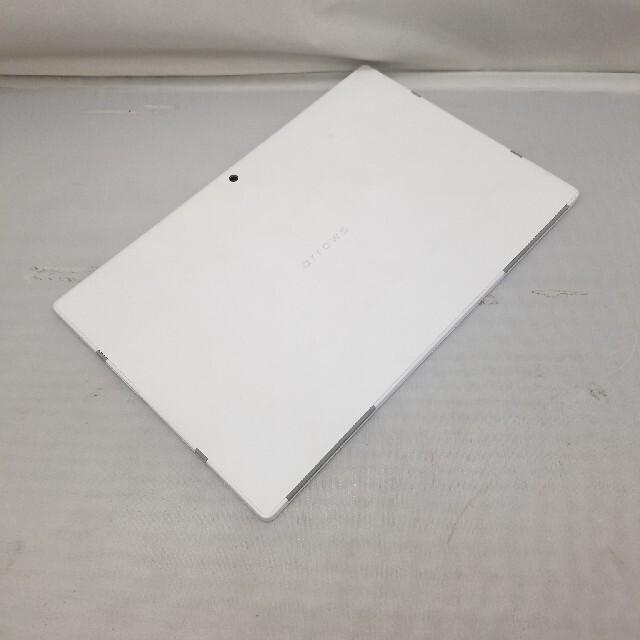 富士通(フジツウ)の167 do SIMロック解除済 F-04H arrows Tab ジャンク スマホ/家電/カメラのPC/タブレット(タブレット)の商品写真