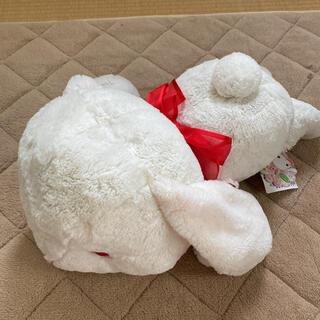 BANDAI NAMCO Entertainment - ぽてうさろっぴー るびいちゃん ぬいぐるみ