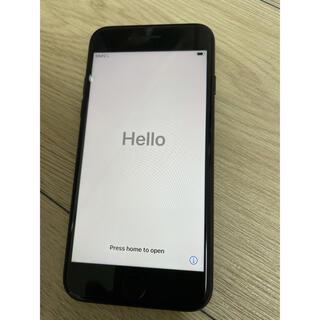 NTTdocomo - iPhone 7 Black 32 GB docomo  本体