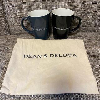 DEAN & DELUCA - DEAN&DELUCA ラテマグ マグカップ 2点セット