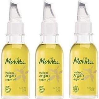 Melvita - 【新品】メルヴィータ アルガンオイル 3点セット