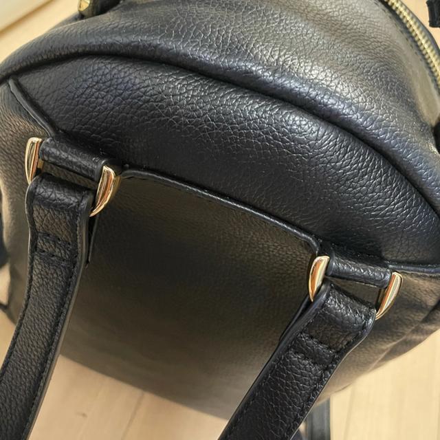 Maison de FLEUR(メゾンドフルール)のMaison de FLEUR リボンMリュック レディースのバッグ(リュック/バックパック)の商品写真