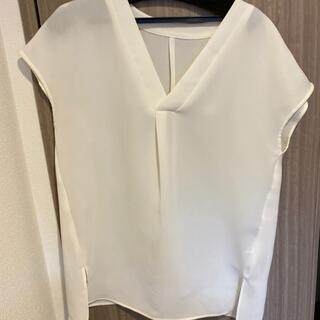 デミルクスビームス(Demi-Luxe BEAMS)のデミルクスビームス38ブラウス半袖カットソー(シャツ/ブラウス(半袖/袖なし))