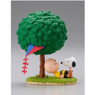 スヌーピー(SNOOPY)の【新品未開封】スヌーピーミュージアム限定 カプセルトイ 凧食いの木(その他)