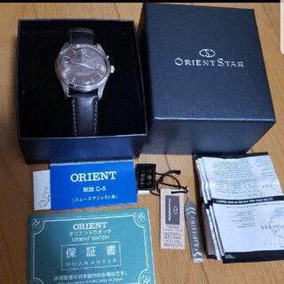 ORIENT - オリエントスター(ORIENT STAR)腕時計