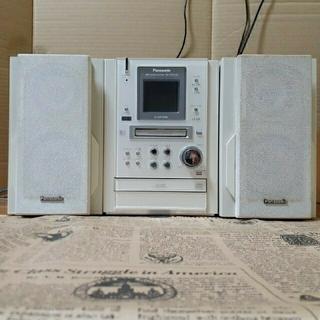 パナソニック(Panasonic)のPanasonic ミニコンポ(ポータブルプレーヤー)