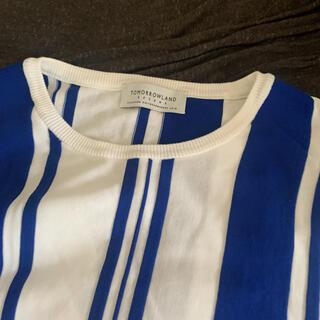 トゥモローランド(TOMORROWLAND)のtomorrowlandオーバーTシャツ(Tシャツ/カットソー(半袖/袖なし))