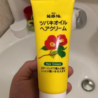 純椿油ヘアクリーム(150g)(ヘアワックス/ヘアクリーム)