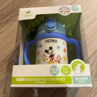 Disney - サーモス まほうびんのベビーストローマグ「ミッキーマウス」