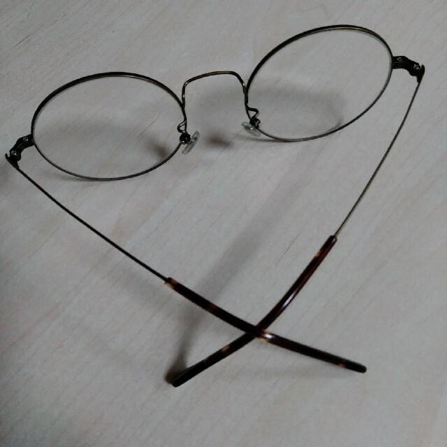 Zoff(ゾフ)のゾフ度付きメガネ メンズのファッション小物(サングラス/メガネ)の商品写真