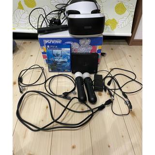 PlayStation VR - PlayStation VR   ゲームソフト   周辺機器まとめ売り