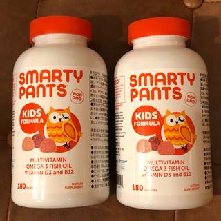 コストコ(コストコ)の子供用グミサプリ SmartyPants/スマーティーパンツ(ビタミン)