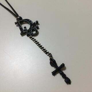 クリスチャンディオール(Christian Dior)のDior 携帯ストラップ(ストラップ/イヤホンジャック)