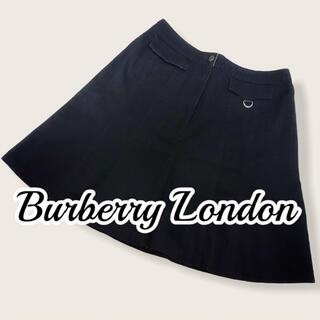 バーバリー(BURBERRY)のBurberry London レディース キッズ ミニスカート ノバチェック(ミニスカート)