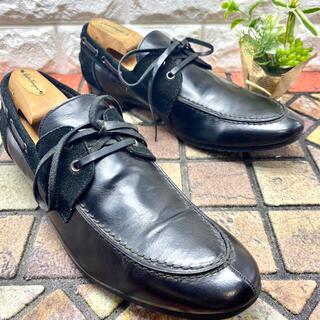 パドローネ(PADRONE)のPADRONE パドローネ 革靴 本革 レザー 40(ドレス/ビジネス)