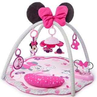 ディズニー(Disney)のDisney ディズニー ミニーマウス・ガーデンファン・アクティビティジム(ベビージム)