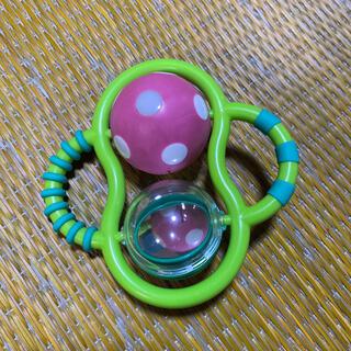 サッシー(Sassy)の赤ちゃん 指先の知育おもちゃ sassy 歯固め(がらがら/ラトル)