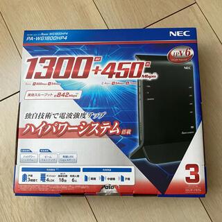 NEC - Wi-Fiルータ