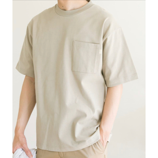 ドアーズ(DOORS / URBAN RESEARCH)の【新品未使用】アーバンリサーチ DOORS オーガニックコットンボックスTシャツ(Tシャツ/カットソー(半袖/袖なし))