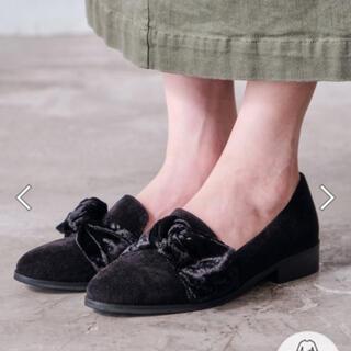 オリエンタルトラフィック(ORiental TRaffic)のリボンローファー(ローファー/革靴)