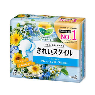 カオウ(花王)の【新品】ロリエパンティライナー(72枚)(日用品/生活雑貨)