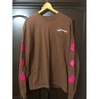 Chrome Hearts - クロムハーツ MATTY BOY バックプリント長袖カットソー Lサイズ