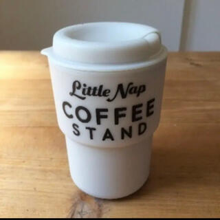 スターバックスコーヒー(Starbucks Coffee)の【Little Nap COFFEE STAND】ロゴ入りタンブラー 新品未使用(タンブラー)