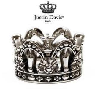 Justin Davis - Justin Davis リング
