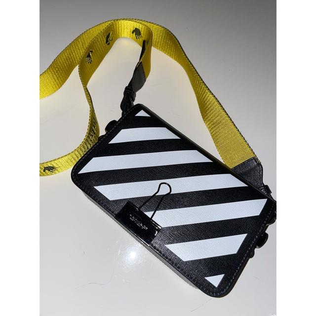 OFF-WHITE(オフホワイト)のoffwhite mini bag 21 メンズのバッグ(ショルダーバッグ)の商品写真