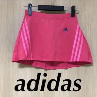 adidas - 美品 adidas アディダス スコート S レディース 150 160 パンツ