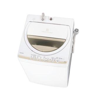 東芝 - [最終値下げ]東芝 7kg簡易乾燥機能付洗濯機 AW-7G2(W)