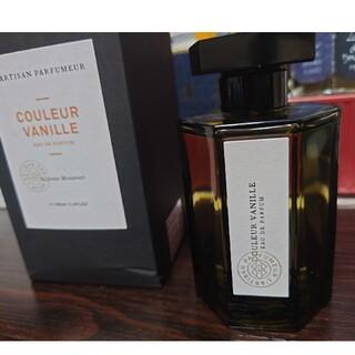 ラルチザンパフューム(L'Artisan Parfumeur)のラルチザン クルールバニーユ 100ml ほぼ新品(ユニセックス)