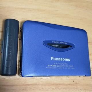 パナソニック(Panasonic)の(ジャンク品)  Panasonic パナソニックRQ-S50 (ポータブルプレーヤー)