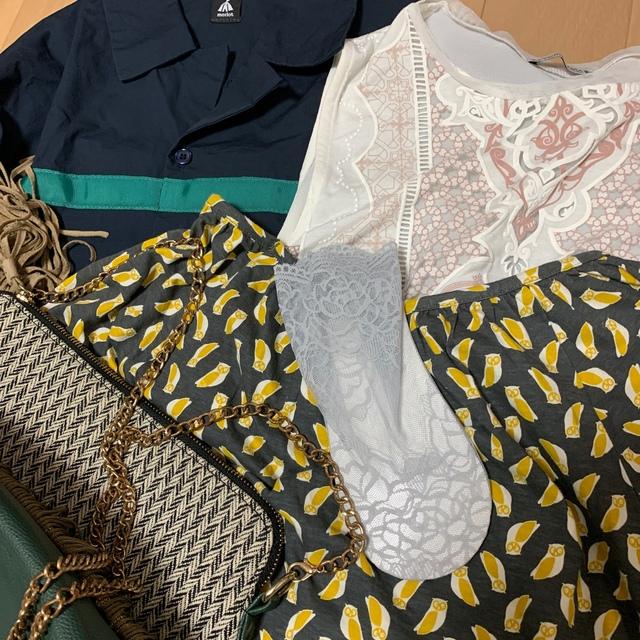 rough(ラフ)のめいぷるん様 レディースのトップス(シャツ/ブラウス(半袖/袖なし))の商品写真