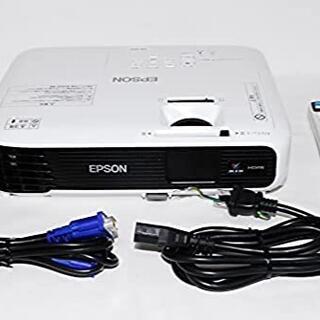 エプソン(EPSON)のエプソン プロジェクター EB-S04 3000lm SVGA 2.4kg(プロジェクター)