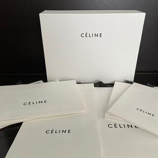 セリーヌ(celine)のCELINE 箱 ショッパー(ショップ袋)