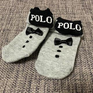 ポロラルフローレン(POLO RALPH LAUREN)の赤ちゃん 靴下(靴下/タイツ)