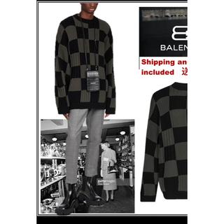 Balenciaga - BALENCAGA 21ss ニット sサイズ