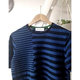 トゥモローランド(TOMORROWLAND)の【Tomorrowland tricot】ボーダーニットT(Tシャツ/カットソー(半袖/袖なし))