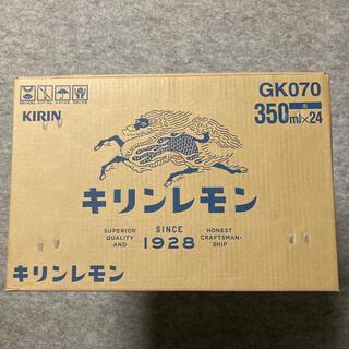 キリン(キリン)の☆送料込☆ キリンレモン350ml×24本 1箱(ソフトドリンク)